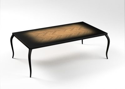 Asztalos Gabriella Ballroom Dining Table