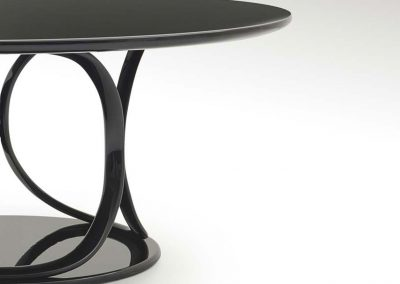 Wiener Dining Table designed by Asztalos Gabriella